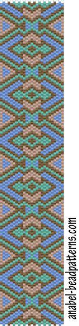 схемы бисероплетение мозаичное плетение free peyote patterns bracelets