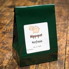 Do you like mint? Well, is minty and awakening. Ooh, I feel alive already! Herbal Teas, Pick Me Up, Taste Buds, Good Books, Herbalism, Sweet Tooth, Stress, Place Card Holders, Herbs
