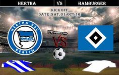 Hertha Berlin vs Hamburger SV 01.10.2016 Predictions - PPsoccer