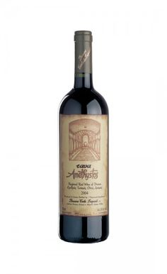 Domaine Costa Lazaridi, Amethystos Cava 2004, Red Dry Wine, Drama, Greece