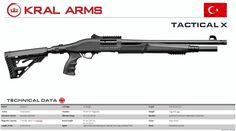 Kral Arms - Tactıcal X