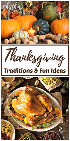 20 Thanksgiving Traditions and Fun Things to do on Thanksgiving | RoP