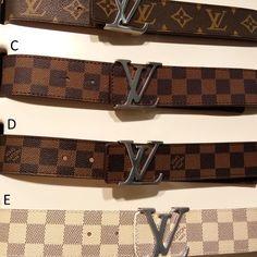 Louis vuitton belt (#3)