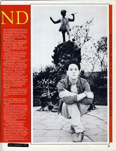 Smash Hits April 12 1982 Keywords: Simple Minds, Jim Kerr, Promised You a Miracle, Mastermind Jim Kerr, Simple Minds, Cool Bands, How To Become, Interview, How To Plan, Feelings, Movie Posters, Amazing Pencil Drawings