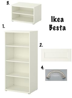 ikea besta hack that's amazing
