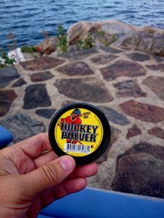 Hockeypulver, brings back childhood memories