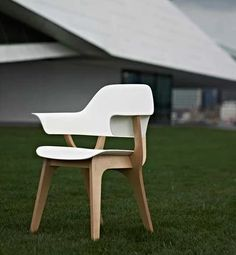 Gispen Today chair by Yanko Design
