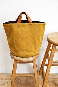 par ici canvas bag, approx $100