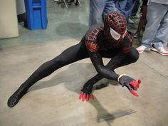 HEROES4US: SPIDER - MAN COSPLAY