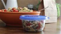Kale, Quinoa, and Avocado Salad