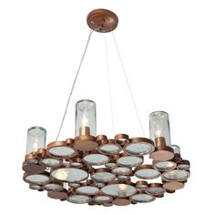 Varaluz 165C06 6 Light Fascination Chandelier