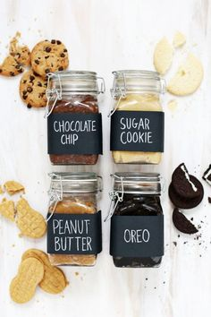 Homemade cookie butters