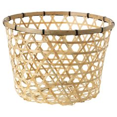 HÖJDARE Basket - natural, 32 cm - IKEA