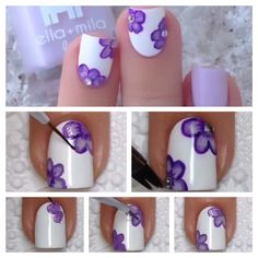 Pretty & purple