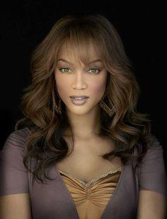 Tyra Banks.....a true Mo'gul #GimmeMo