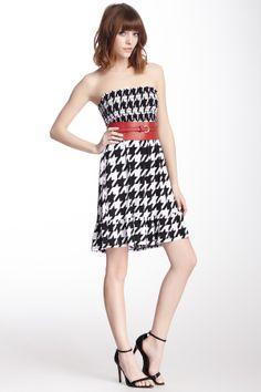 Ellie Strapless Dress