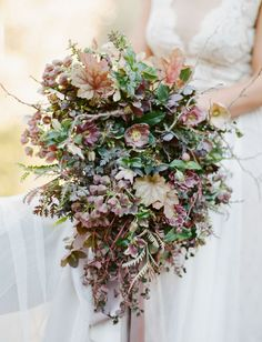 woodland fairy bouquet