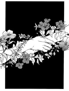 Discovered by Akella-sama. Find images and videos about black, white and art on We Heart It - the app to get lost in what you love. Tachisme, Kunst Inspo, Art Inspo, Art And Illustration, Aesthetic Anime, Aesthetic Art, Manga Art, Anime Art, Art Sketches