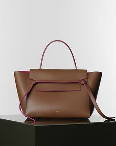 CÉLINE | Winter 2014 Leather goods and Handbags collection | CÉLINE. BELT BAG IN CAMEL SMOOTH CALFSKIN 175523WVD.04FG