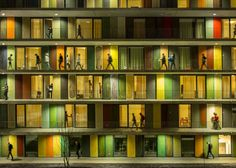 「今年1番の」なんて聞くと、年の瀬を感じます。 先日シンガポールで行なわれた世界建築フェスティバルにて、2015年の「Arcaid 建築写真アワード」が発表されました。建築って住めるアートだなとつく