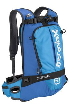 Great design and colors from Ortovox.  Free Rider 16L. Ski/Snowboard backpack