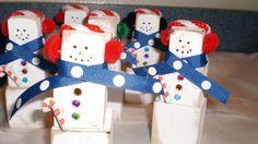 Mini snowmen