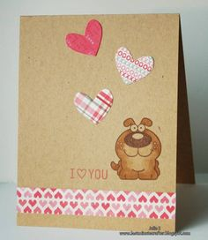 Love Simply by Humma - Cards and Paper Crafts at Splitcoaststampers