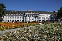 Electoral Palace, Koblenz - Wikipedia, the free encyclopedia