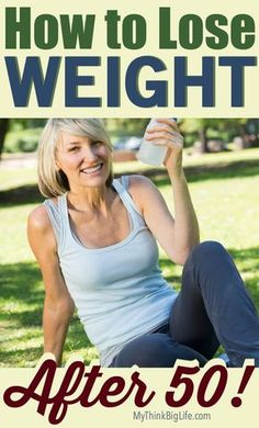 It is a common myth that losing weight after 50 is impossible for women. However, losing and maintaining a healthy weight is tricky at ANY time. Here is how to lose weight after 50 or any age.