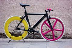 la piovra BLB especial para la Mercé 2013 #bike #fixie #bicicleta #fixed