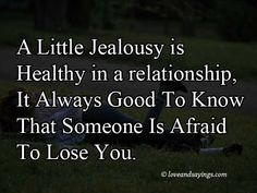 Rejection quotes and sayings | Little Jealousy In Relationships | Love and Sayings