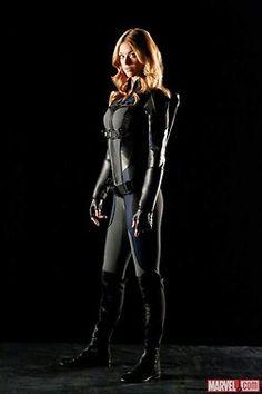 Agents of Shield: Bobbi Morse (Adrianne Palicki)