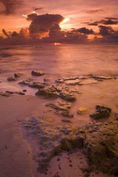 Sunrise Cancun , Mexico and I actually get to go here this summer......