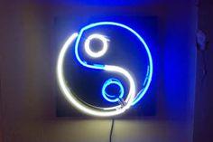 Dropshipping Ying Yang Neon Sign Dropshippers in america dropship directory Cool Neon Signs, Nowhere Man, Neon Words, Yin Yang, Design Inspiration, Design Ideas, America, Desktop, Healing