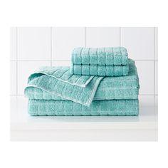ÅFJÄRDEN Badelaken IKEA Ekstra tykt og mykt frottehåndkle som er svært absorberende (vekt 600 g/m²).