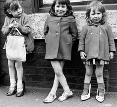 little ladies by Shirley Baker