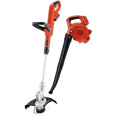 BLACKDECKER LCC300 20V MAX Lithium Ion String Trimmer and Sweeper Combo Kit *** See this great product. Note: It's an affiliate link to Amazon