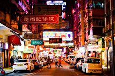 Hong Kong - Mong Kok by Tim Yu on 500px Hong Kong, Travel Photography, China, Porcelain, Travel Photos
