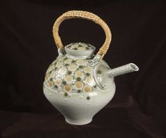 Canton Museum of Art - Tom Turner- Teapot