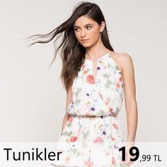 Bayan Tunik Modelleri