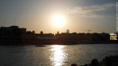 2014, week 30. Sunlight on Otranto's Sea, Apulia - Italy. Picture taken: 2011, 08