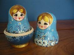 Matryoshka, russian doll