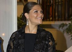 Crown Princess Victoria of Sweden and Prince Daniel visit Lima for an official visit to Peru on October 19, 2015. Crown Princess Victoria and Prince Daniel attends an reception at the Swedish Consulate General which ambassador Jakob Kiefer hosted in Lima.
