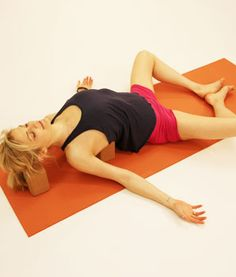 The Best Yoga Poses for Self-Massage-23