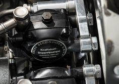 Auto Union Type D twin-superchargers details