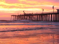 Sunset - Pismo Beach, CA. Spent every summer here growing up camping with my best friend and her family.