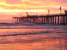 Pismo Beach, Califor