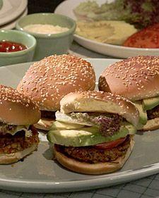 Black-Bean Burger