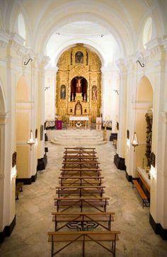 Iglesia del Cristo.