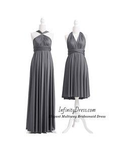 8a8f2ff4d82 25 Best Charcoal Grey Bridesmaid Dresses images